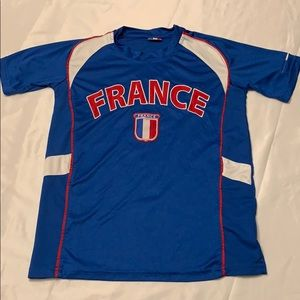 Other - France youth soccer jersey